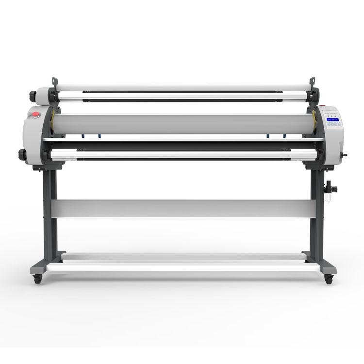laminator roll to roll prodaja, laminator sa ekranom, silikonskim valjkom, isecanjem na izlazu, podesivom temperaturom