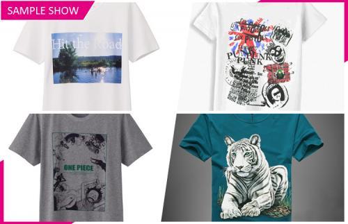 Nocai FZ0609 stampa na majicama. Direktna stampa na tekstilu.